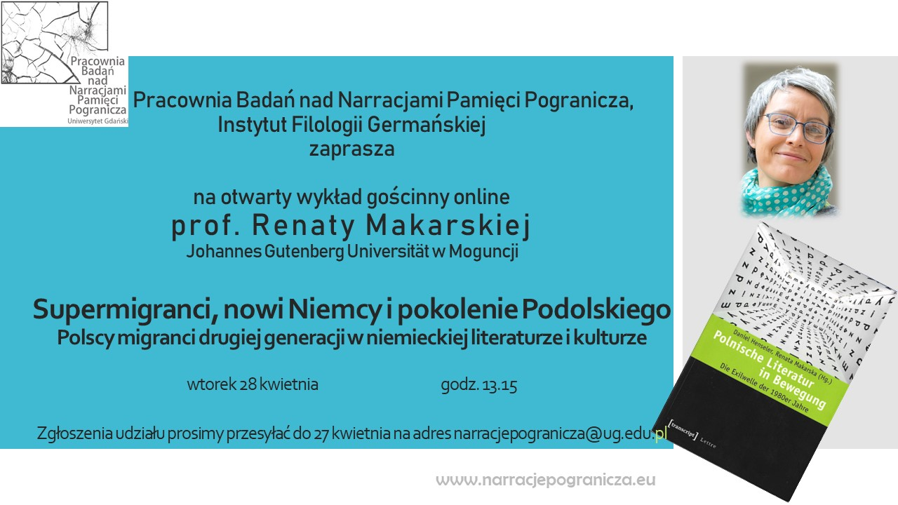 plakat Renata Makarska 28.4.2020